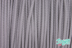CUSTOM CUT Type I Cord in color SILVER GREY