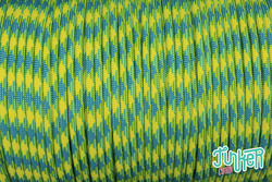 150 Meter Rolle Type III 550 Cord, Farbe TROPICAL