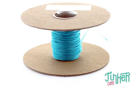 CUSTOM CUT Type I Cord in color TURQUOISE