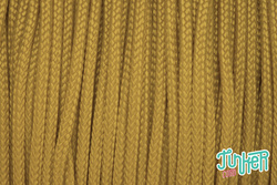 Meterware Type I Cord, Farbe YELLOW