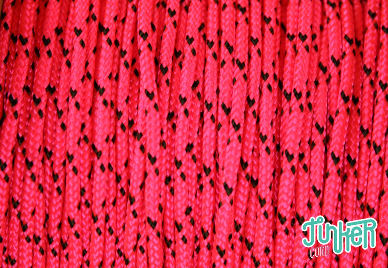 CUSTOM CUT Type I Cord in color NEON PINK DIAMONDS, 0,30 € - Mar