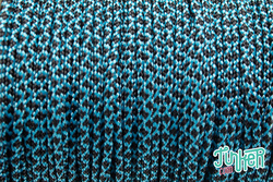150 Meter Rolle Type II 425 Cord, Farbe NEON TURQUOISE &...