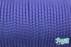 150 Meter Rolle Type III 550 Cord, Farbe ELECTRIC BLUE &...