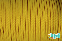 150 Meter Rolle Type III 550 Cord, Farbe CANARY YELLOW