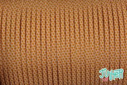 150 Meter Rolle Type III 550 Cord, Farbe HONEYCOMB