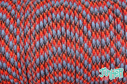 150 Meter Rolle Type III 550 Cord, Farbe LAVA