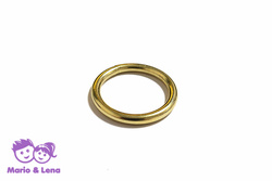O-Ring 25 x 3,5mm Stahl Gold