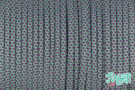 150 Meter Rolle Type III 550 Cord, Farbe MINT & LILAC DIAMONDS