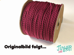150 Meter Rolle Type II 425 Cord, Farbe BURGUNDY &...