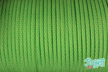 150 Meter Rolle Type III 550 Cord, Farbe WHITE & MINT DIAMONDS