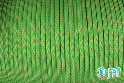 150 Meter Rolle Type III 550 Cord, Farbe WHITE & MINT...