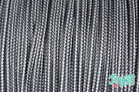 150 Meter Rolle Type II 425 Cord, Farbe F.S NAVY & WHITE STRIPE