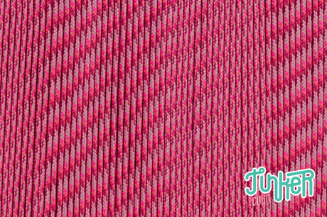 150 Meter Rolle Type I Cord, Farbe PINK BLEND