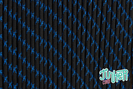 150 Meter Rolle Type III TINKER Cord, Farbe BLUE KNIGHT