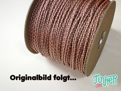 150 Meter Rolle Type II TINKER Cord, Farbe MOSS & ROSE...