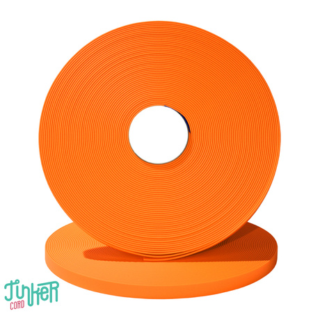 TINKER Biothane Orange 25mm Meterware