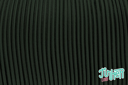 CUSTOM CUT Shock Cord 1/8, in color OLIVE DRAB