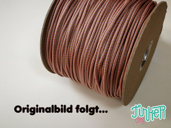 Meterware Type II TINKER Cord, Farbe LAVENDER PINK & GOLD BB