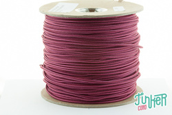 150 Meter Rolle Type II TINKER Cord, Farbe BURGUNDY &...