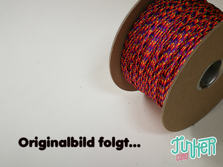 150 Meter Rolle Type I TINKER Cord, Farbe CARNIVAL