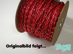 Meterware Type II TINKER Cord, Farbe IMPERIAL RED &...