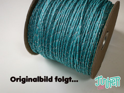 CUSTOM CUT Type II TINKER Cord in color NEON TURQUOISE &...