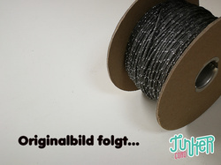 Meterware Type I TINKER Cord, Farbe CHARCOAL GREY &...