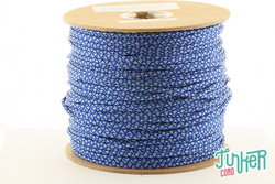 Meterware Type II TINKER Cord, Farbe ELECTRIC BLUE & BABY...