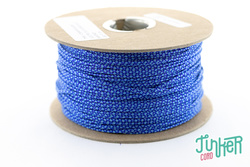 Meterware Type I TINKER Cord, Farbe ELECTRIC BLUE & BABY...