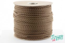 150 Meter Rolle Type II TINKER Cord, Farbe GOLD BROWN &...