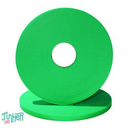 TINKER Biothane Neon Green 19mm Meterware