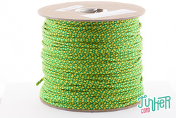 150m Rolle Type II TINKER Cord, Farbe KELLY GREEN &...