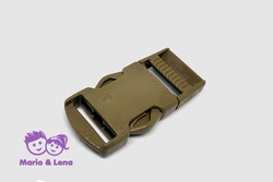 ITW Nexus Side Release Buckle 25mm Tan