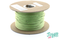 150m Rolle Type I TINKER Cord, Farbe NEON GREEN & ROSE...