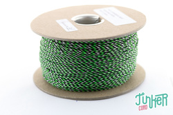 150m Spool Type I TINKER Cord in color NEON NINJA GREEN