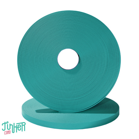 TINKER Biothane Light Green 16mm Meterware