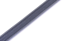 Rubber Webbing 20mm, Grey