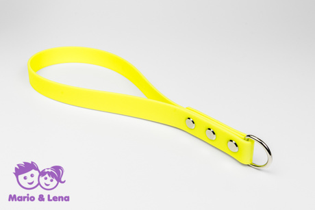Wrist Strap Neon Yellow 19mm