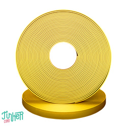 TINKER Biothane Gold 25mm Meterware