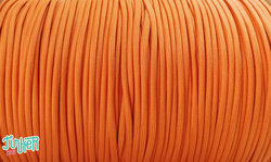 Meterware Type III TINKER Cord, Farbe FOX ORANGE