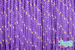Meterware Type I Cord, Farbe ACID PURPLE W 1 REFLECTIVE...