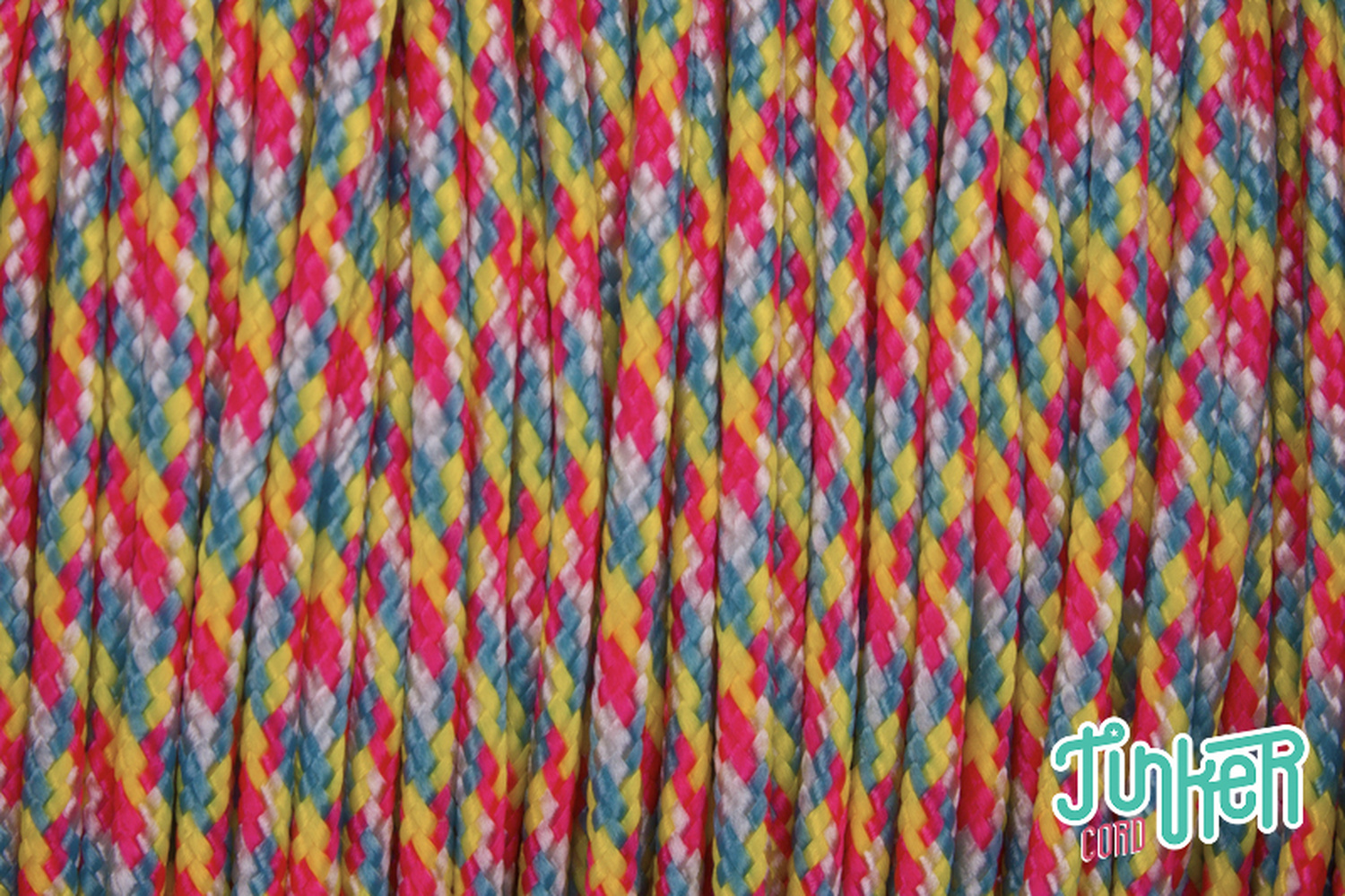 150 Meter Rolle Type I Cord Farbe BIRTHDAY CAKE