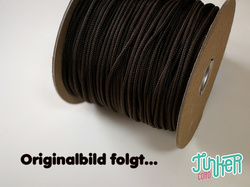 150 Meter Rolle Type II 425 Cord, Farbe ACID DARK BROWN