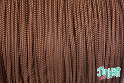 150 Meter Rolle Type II 425 Cord, Farbe CHOCOLATE BROWN