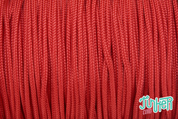 150 Meter Rolle Type II 425 Cord, Farbe RED