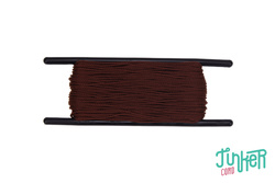 30 Meter Winder Micro Cord 90, Farbe CHOCOLATE BROWN