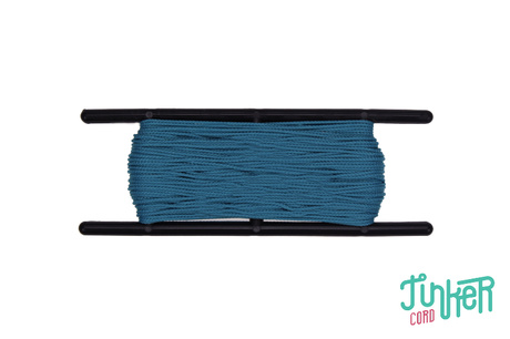 30 Meter Winder Micro Cord 90, Farbe NEON TURQUOISE