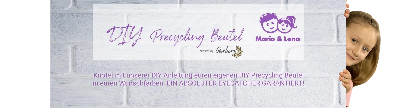 DIY Precycling Beutel